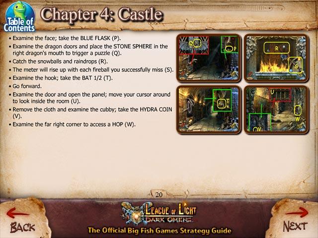 Game screenshot 1 League of Light: Dark Omens Strategy Guide