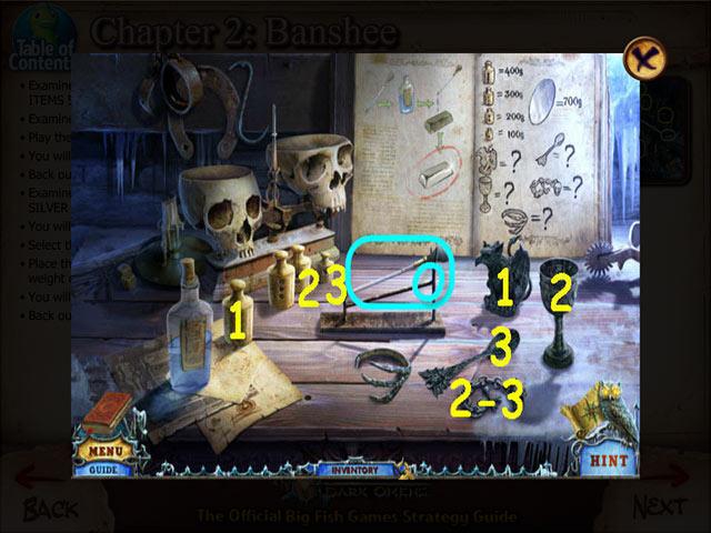 Game screenshot 2 League of Light: Dark Omens Strategy Guide