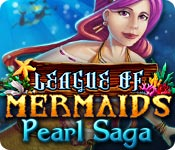 Feature screenshot game League of Mermaids: Pearl Saga