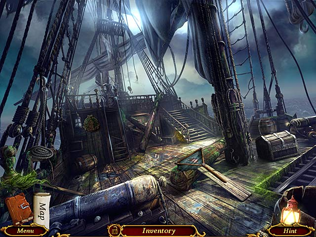 Game screenshot 3 Left in the Dark: No One on Board