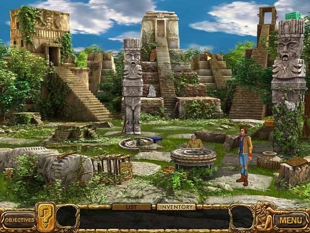 Game screenshot 2 Legacy of the Incas