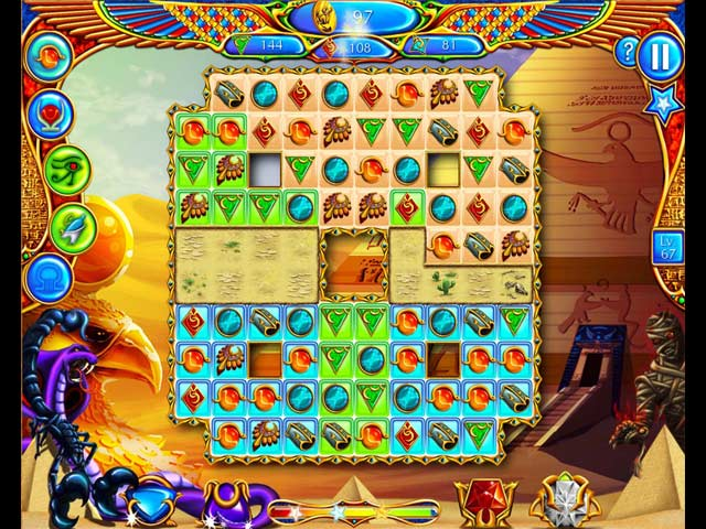 Game screenshot 2 Legend of Egypt: Jewels of the Gods