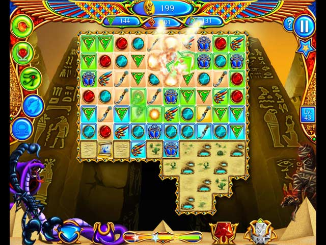 Game screenshot 3 Legend of Egypt: Jewels of the Gods