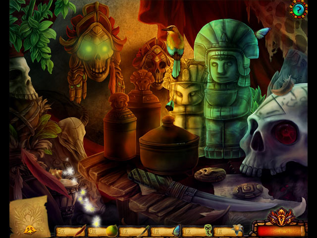 Game screenshot 1 Legend of Maya