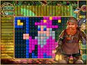 2. Legendary Mosaics: The Dwarf and the Terrible Cat game screenshot