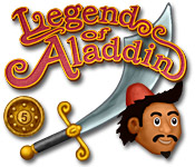 Feature screenshot game Legend of Aladdin