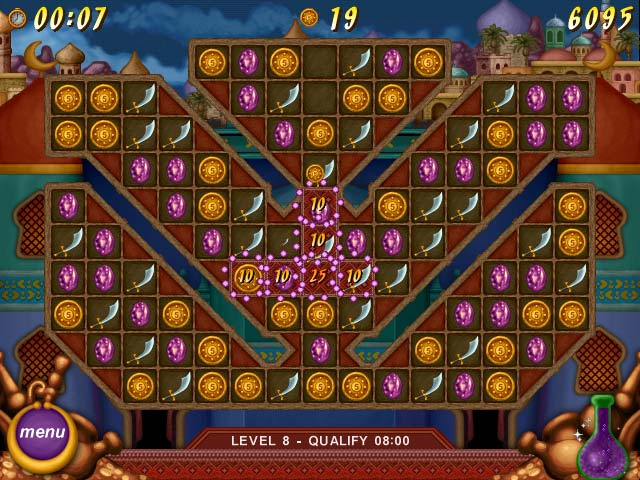 Game screenshot 1 Legend of Aladdin