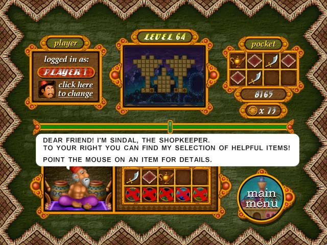 Game screenshot 2 Legend of Aladdin