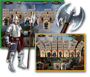 Legends of Solitaire 2: Curse of the Dragons - Mac