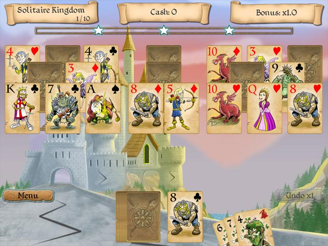 Game screenshot 2 Legends of Solitaire: The Lost Cards