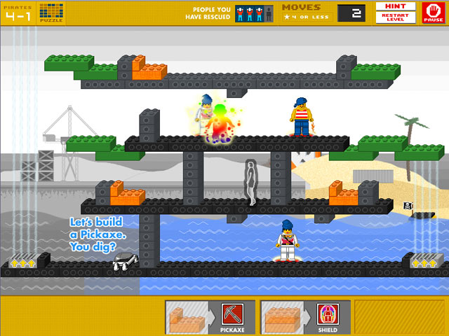 Game screenshot 1 LEGO Fever