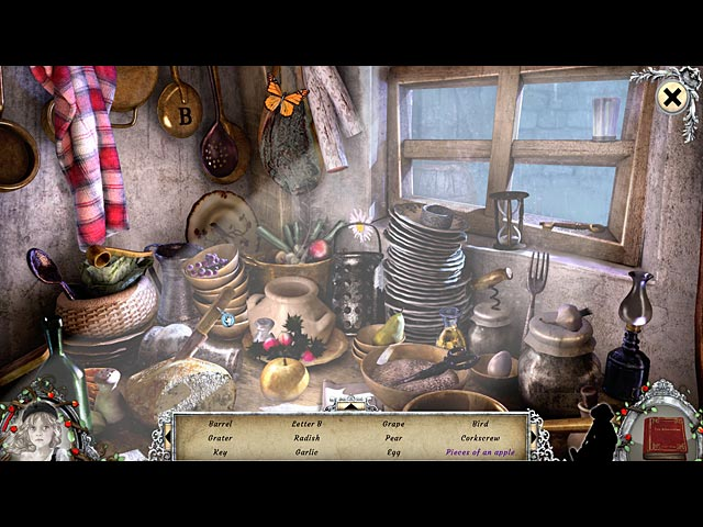 Game screenshot 1 Les Miserables: Cosette's Fate