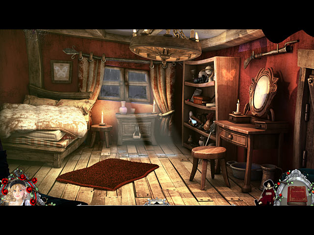 Game screenshot 2 Les Miserables: Cosette's Fate