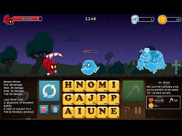 Game screenshot 2 Letter Quest: Grimm's Journey
