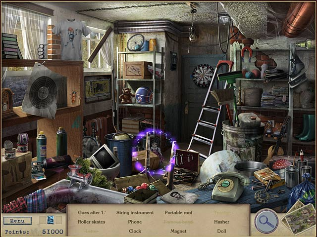 Game screenshot 1 Letters from Nowhere