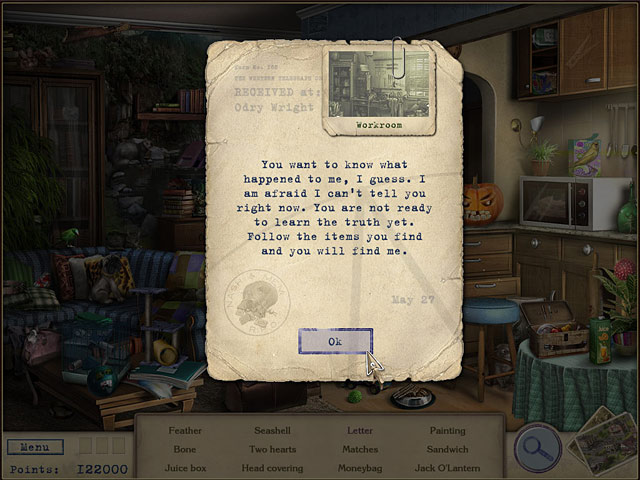 Game screenshot 3 Letters from Nowhere
