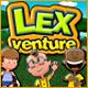 PC játék: Szókirakó - Lex Venture: A Crossword Caper