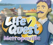 Life Quest® 2: Metropoville feature