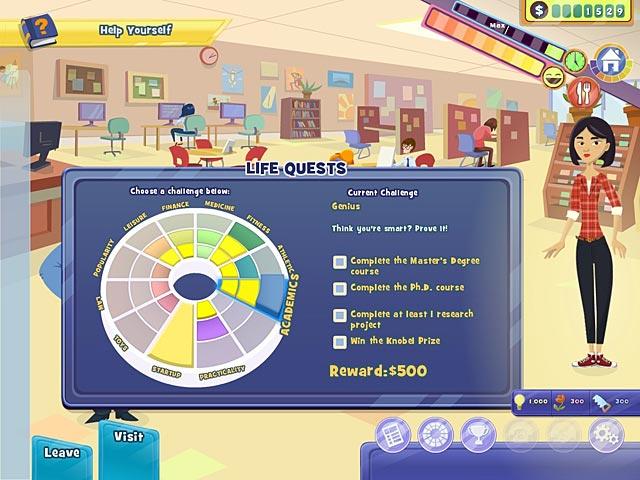 Game screenshot 2 Life Quest 2