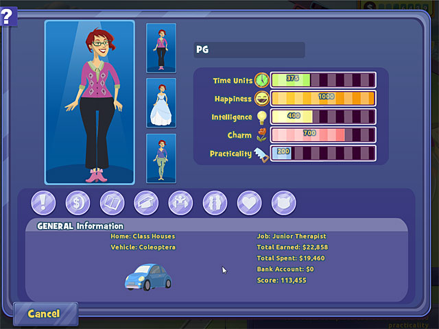 Game screenshot 3 Life Quest 2