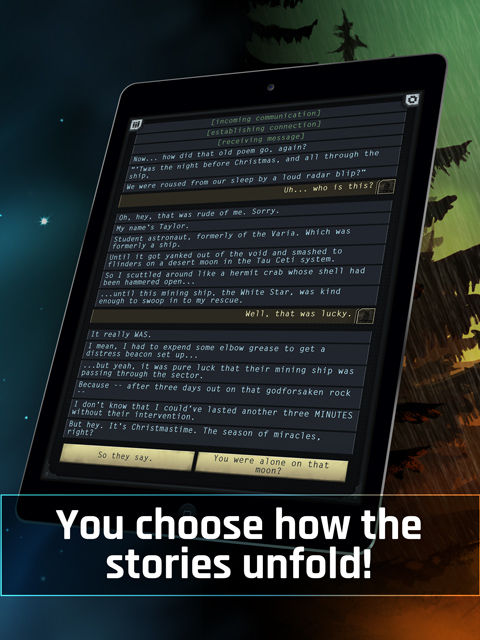 Screenshot for Lifeline Library