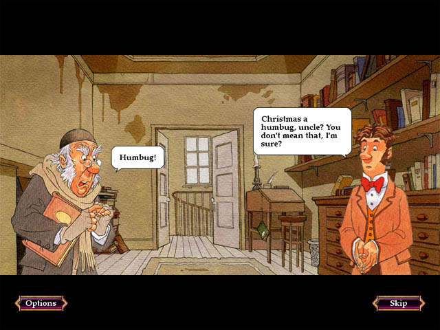 Game screenshot 2 Linkit - A Christmas Carol