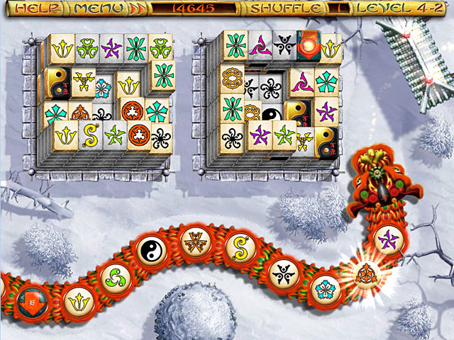 Game screenshot 3 Liong: The Dragon Dance