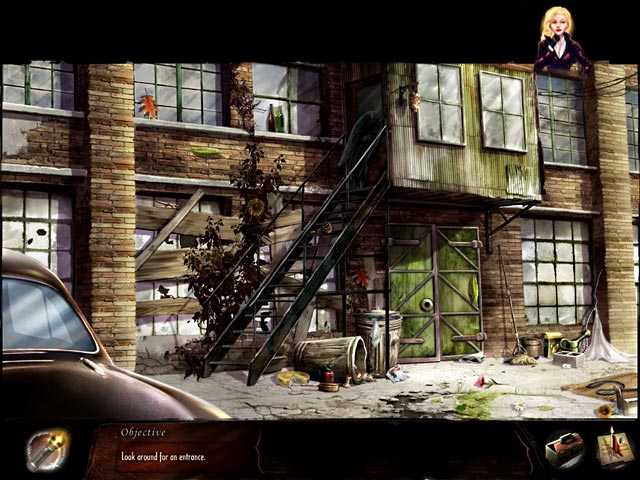 Game screenshot 1 Little Noir Stories: The Case of the Missing Girl