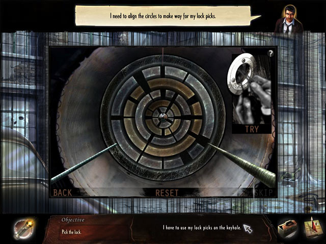 Game screenshot 3 Little Noir Stories: The Case of the Missing Girl
