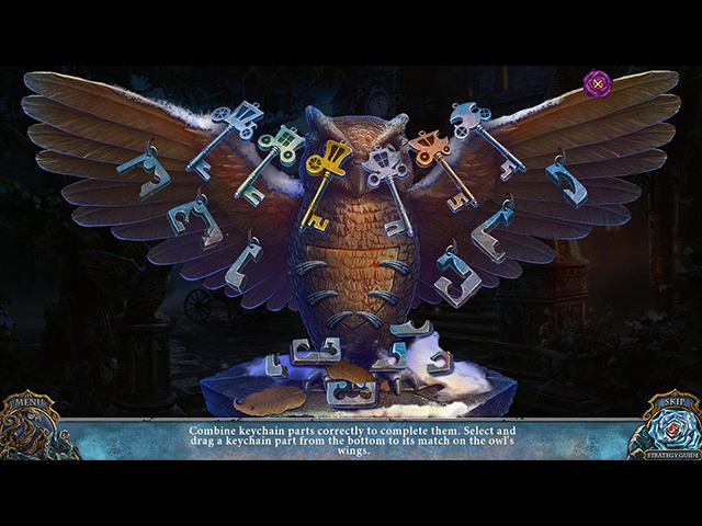 Game screenshot 3 Living Legends: The Crystal Tear Collector's Edition