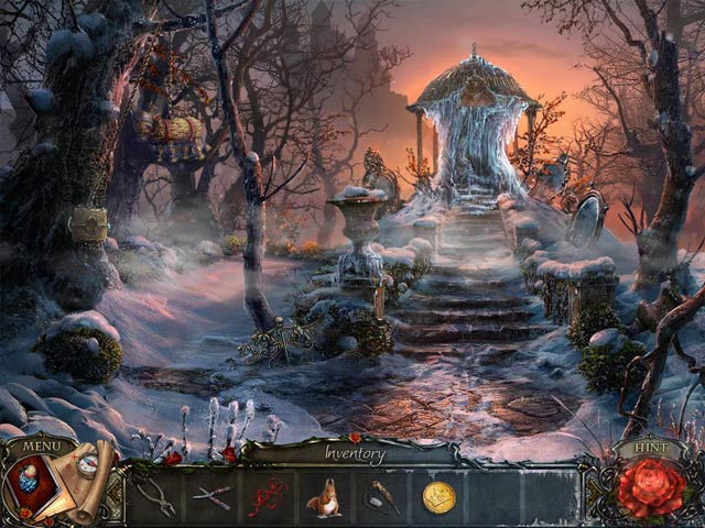 Game screenshot 2 Living Legends: Frozen Beauty