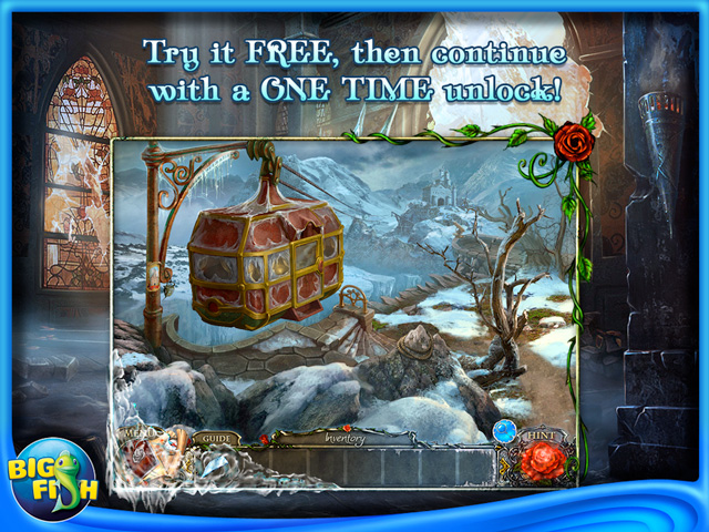 Screenshot for Living Legends: Ice Rose Collector's Edition