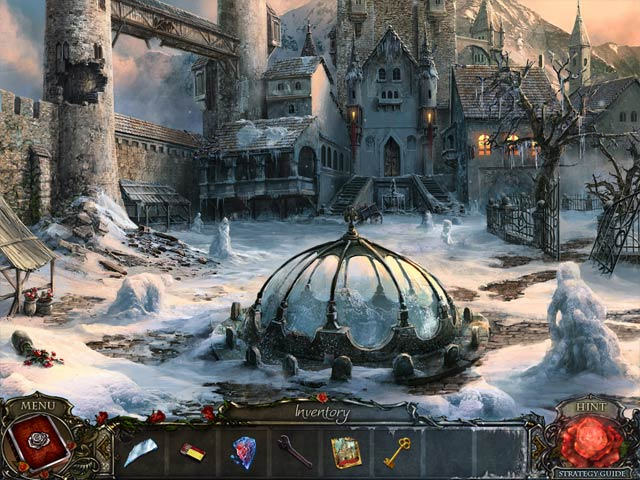 Living Legends: Ice Rose Collector's Edition Screenshot-1
