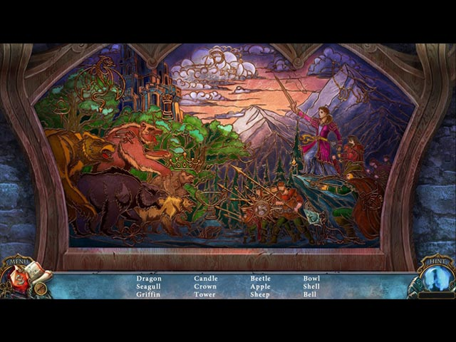 Game screenshot 1 Living Legends: Wrath of the Beast