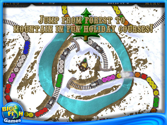 Screenshot for Loco Train Christmas Edition