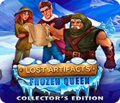 Feature screenshot game Lost Artifacts: Frozen Queen Collector's Edition
