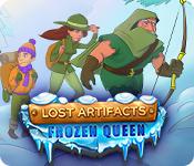Feature screenshot game Lost Artifacts: Frozen Queen