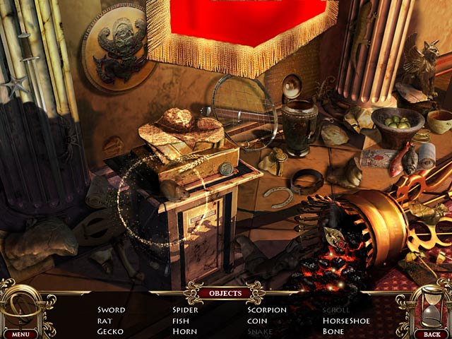 Game screenshot 1 Lost Chronicles: Fall of Caesar