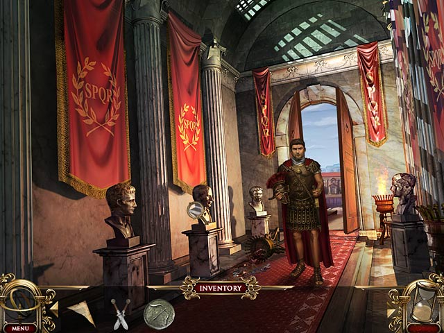 Game screenshot 2 Lost Chronicles: Fall of Caesar