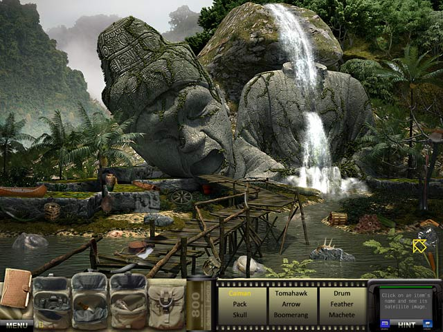 Game screenshot 1 Lost City of Z