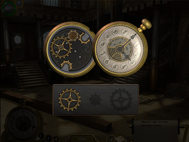 Game screenshot 3 Lost in Time: The Clockwork Tower