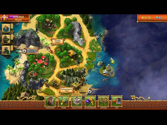 Lost Island: Mahjong Adventure img