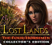 Feature screenshot game Lost Lands: The Four Horsemen Collector's Edition