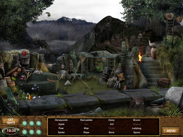 Game screenshot 1 Lost Realms: Legacy of the Sun Princess