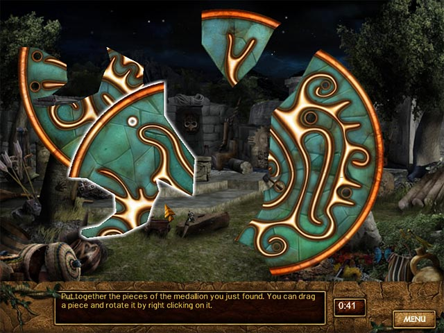 Game screenshot 2 Lost Realms: Legacy of the Sun Princess