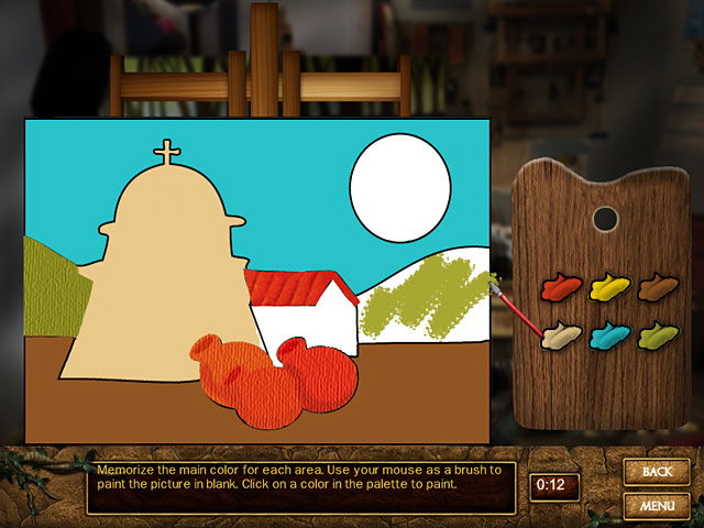 Game screenshot 3 Lost Realms: Legacy of the Sun Princess