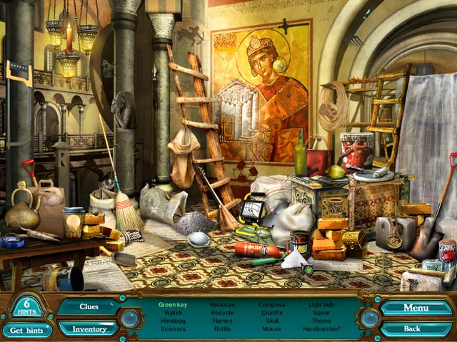 Game screenshot 2 Lost Realms: The Curse of Babylon