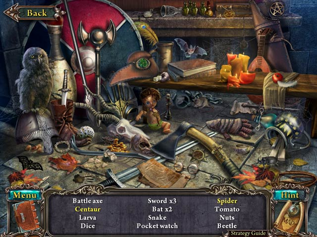 Game screenshot 1 Lost Souls: Enchanted Paintings Collector's Edition