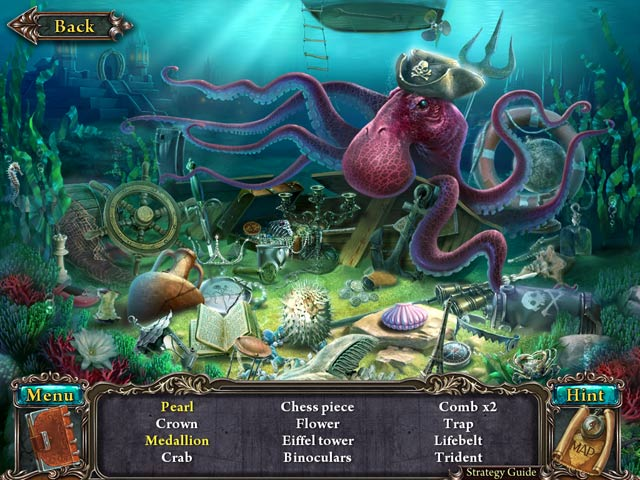 Game screenshot 3 Lost Souls: Enchanted Paintings Collector's Edition