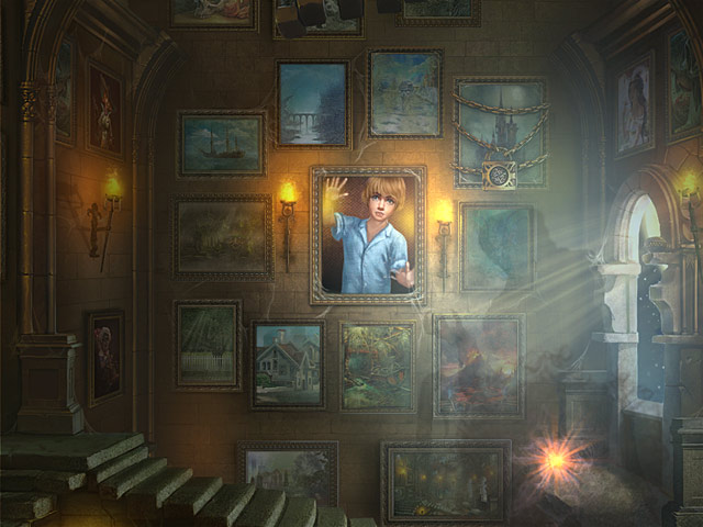 Game screenshot 2 Lost Souls: Enchanted Paintings